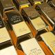 武漢の企業が所有すると主張していた金の延べ棒83トンは、金メッキを塗った偽物であることが分かった。近年来最大規模の金詐欺となった(Shutter Stock、参考写真)