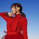 斉藤朱夏、力強い眼差しが印象的な2ndシングル「セカイノハテ」のジャケ写公開!