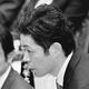 (写真)質問する武田良介議員=26日、参院予算委