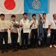 昨年優勝校の埼玉栄は4位通過!(提供:日本高等学校ゴルフ連盟)