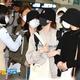 【PHOTO】NiziU、日本へ出国…マスク姿でも溢れるオーラ(動画あり)