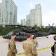 すんでのところで…米軍ヘリ、エンジン異常で漢江公園に緊急着陸