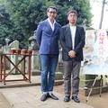 中井貴一と若松節朗監督