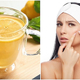 Lemon water helps many health issues including acne (New Africa/Shutterstock)