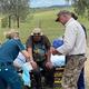 遭難していた豪男性が18日ぶりに発見され、救出された/Queensland Police