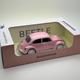フェイス、ピンクのクラシックビートルを再現したワイヤレスマウス発売