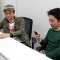 取締役中島敦氏とシニアマネージャ阿久津健氏