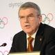 IOCのバッハ会長=2020年1月