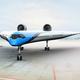 V字型の旅客機をKLMオランダ航空が発表