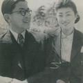 旧皇族の閑院純仁、直子夫妻(のちに離婚)