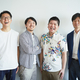 左から個人投資家の有安伸宏氏、取締役CSOの武田修一氏、OLTA代表取締役CEOの澤岻優紀氏、取締役CFOの浅野雄太氏 写真提供:OLTA