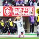 前半42分、直接FKを決めてパフォーマンスする札幌DF福森