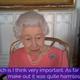 思い出のブローチでフィリップ王配へ愛を伝えたエリザベス女王(画像は『The Royal Family 2021年2月25日付Instagram「This week, The Queen joined a video call with the four health officials leading the deployment of the COVID-19 vaccine across England, Scotland, Wales and Northern Ireland.」』のスクリーンショット)