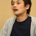 武智健二。ライブショーでは華麗なアクションを披露した。