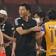 15戦未勝利となった仙台。木山監督は「次もホームでできるので挽回したい」と語った。写真:田中研治