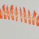VTuber『桐生ココ』をペーパークラフトで作ってみた 髪の毛のツヤ、衣装の質感など完成度の高さに「これが紙…!?」「マジでやば過ぎる」