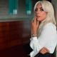 「発見者には5000万円超の謝礼金を」とツイートしていたレディー・ガガ(画像は『Lady Gaga 2021年2月17日付Instagram「#BornToDare」』のスクリーンショット)