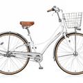 欧州風のデザインを施したロココ 提供:ブリヂストンサイクル株