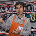 スタッフが自信を持ってお勧めする「使えてマウスHG」3,463円(