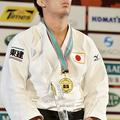 81kg級で優勝の永瀬貴規 (2013年11月30日、撮影:フォート・キ