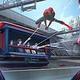 スパイダーマンをテーマにした初のライドアトラクション「ウェブスリンガーズ:スパイダーマン・アドベンチャー」のコンセプトアート