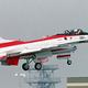 日本の戦闘機F-2(GettyImages)