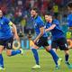 イタリア代表がグループリーグ2連勝で決勝トーナメント進出を決めた【写真:ロイター】