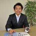 HT1100の特徴について語る、市川一興氏
