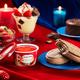 年末のプチ贅沢に!ハーゲンダッツ新作「苺とブラウニーのパフェ」と「フォンダンショコラ」が発売