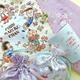 「ちびまる子ちゃん」×イッツデモ、花柄エコバッグ&ファスナーチャームなど雑貨17アイテム