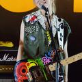 SCANDALのギターMAMI