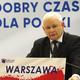 ポーランド与党「法と正義(PiS)」のヤロスワフ・カチンスキ党首(2019年10月8日撮影)。(c)JANEK SKARZYNSKI / AFP