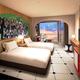 西武ライオンズをコンセプトに改装された南郷プリンスホテル7階のツインルーム