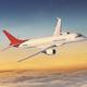 MRJを改称した「三菱スペースジェット」のイメージ(三菱航空機提供)