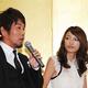 藤本敏史(左)と木下優樹菜