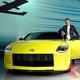 新型フェアレディZが世界初公開 CEO「日産のスピリットそのもの」