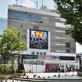 初代新宿駅があったのはこの付近