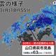 山口県萩市見島で「50年に一度の記録的な大雨(気象庁)」