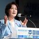 次期大統領選への出馬を表明した秋氏(国会写真記者団)=23日、ソウル(聯合ニュース)