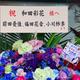 スマイレージ1期メンバーから和田さんに贈られた祝花