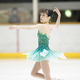 <西日本フィギュアスケート選手権第2日>女子フリー、演技をする三原舞依(撮影・小海途 良幹)