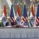 米とインド、機密情報共有で協定 2プラス2、中国けん制