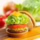新商品「クリームチーズベジ〜北海道産コーンのソース〜」(モスフードサービス提供)