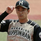 ロッテ-日本ハム。4回、登板した日本ハムの斎藤佑樹投手=2020年6月4日、千葉・ZOZOマリンスタジアム