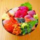 にし与丼(2000円)