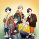 2次元の姿で活動する本格派ダンスボーカルグループ「学芸大青春」ミニアルバム『Hit me!』2月24日発売決定!