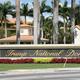 米フロリダ州マイアミのリゾート施設「トランプ・ナショナル・ドラール・ゴルフクラブ」(2018年4月3日撮影、資料写真)。(c)Michele Eve Sandberg / AFP