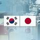 釜山市が日本の対韓輸出規制などに反発し、日本との交流事業を全面的に見直すことを表明した=(聯合ニュースTV)