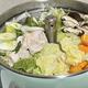 昇降機能で具材とスープが分けられるIH鍋『ZHENMI POT』レビュー