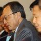 李海チャン(イ・ヘチャン)首相が2006年3月8日、ソウル政府中央庁舎で開かれた日帝強制動員犠牲者支援対策官民共同委員会の会議であいさつしている。[中央フォト]